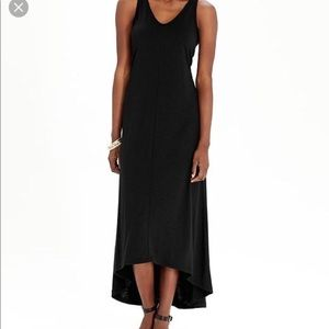 Old navy black maxi dress